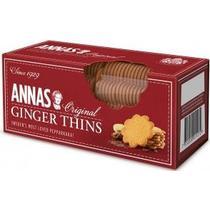 Печенье Annas Ginger Thins Original 150 гр
