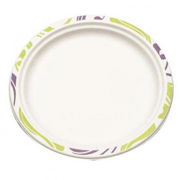 Набор одноразовых тарелок Huhtamaki Chinet диаметр 17см, 50 шт