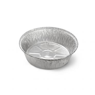 Форма алюминиевая круглая, 205*67 мм (1405 мл)
