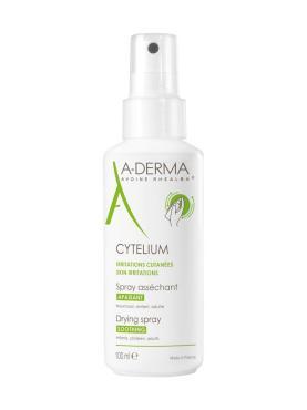 Спрей A-DERMA Cytelium подсушивающий успокаивающий