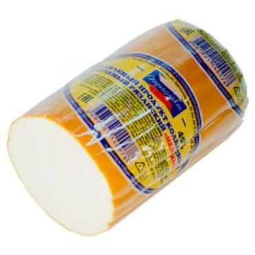 Сыр Переяславль Рязанский нежный Плавленный колбасный копченый 45%