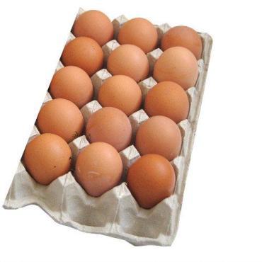 Яйцо деревенское, 15шт