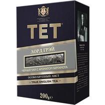 Чай Tet Лорд Грей черный с бергамотом