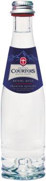 Вода Courtois питьевая артезианская высшей категории ,750 мл.,стекло