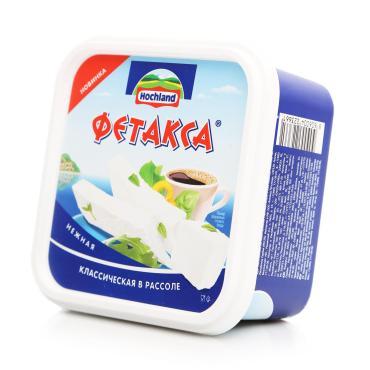 Сыр Hochland Фетакса Классическая в рассоле