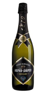 Шампанское Абрау-Дюрсо Русское Полусладкое 10,5-13%