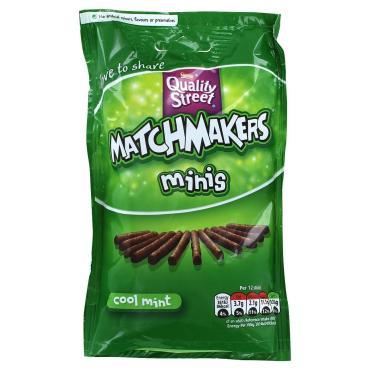 Конфеты Quality Street Matchmakers Mint