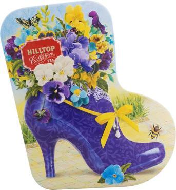 Чай Hilltop сапожок Разноцветные фиалки