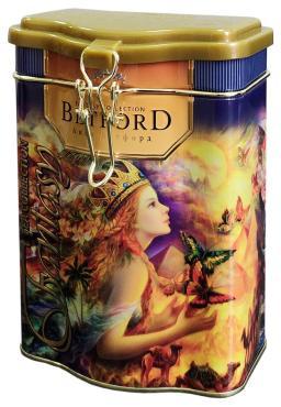 Чай Betford Fantasy cмесь черного и зеленого чая, 100 гр., ж/б