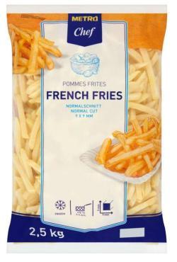 Картофель фри Metro Chef