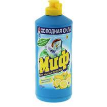 Средство Миф для мытья посуды свежесть цитрусовых