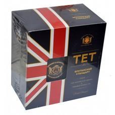 Чай Tet Британский Стандарт 25 пак + кружка