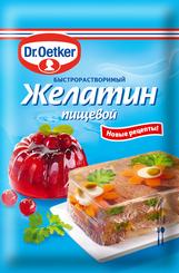 Желатин Dr. Oetker пищевой
