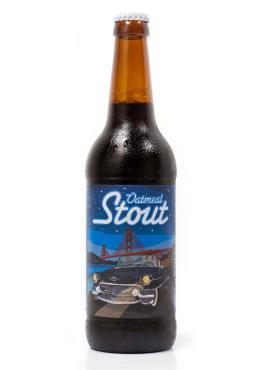 Пиво Jaws Oatmeal stout фильтрованное темное 5,2%