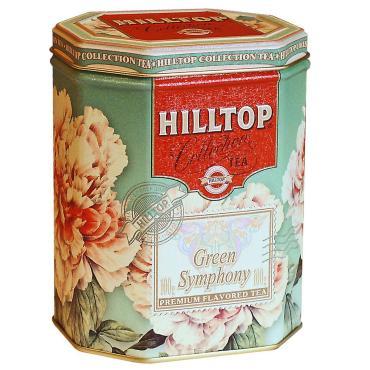 Чай зеленый Hilltop Green symphony Листовой