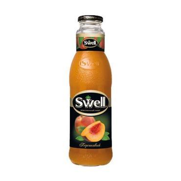 Сок Swell персиковый