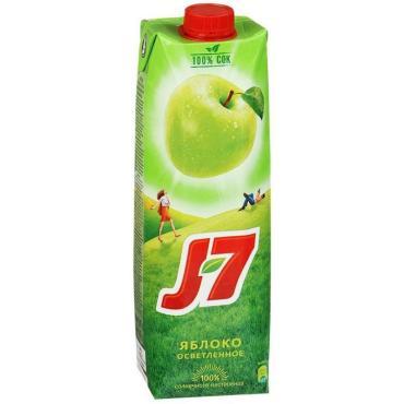 Сок J7 Яблоко  1,5 л.