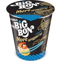 Лапша Big Bon с морепродуктами