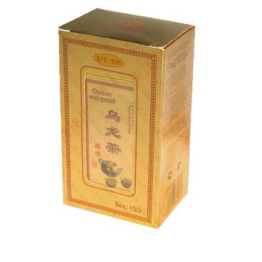Чай зеленый Чю хуа 998 Оолонг Gold Отборный