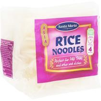 Лапша Santa Maria Rice Noodles рисовая