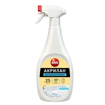 Чистящее средство Bagi Акрилан Для ванных комнат