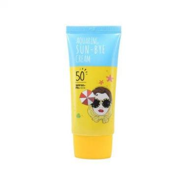 Крем солнцезащитный Baviphat Urban City Aquaring Sun-Bye Cream SPF50+ PA++++