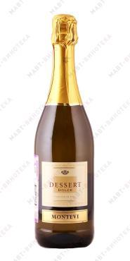 Вино белое сухое Montevi Dessert Dolce, 750 мл., стекло