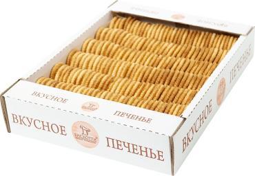 Печенье Бискотти Творожное 1,8кг