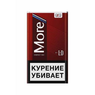 Сигареты LD Autograf Red More by Red, 30 гр., картонная пачка