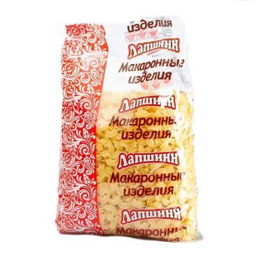 Макаронные изделия Лапшинн Гребешок