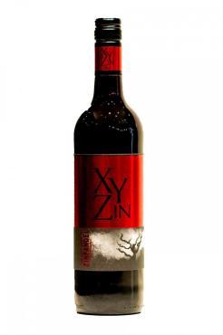 Вино Икс-Уай-Зин Зинфандель красное полусухое 14,5%