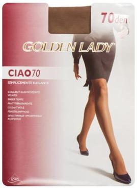 Колготки Golden Lady Ciao 70 den daino размер 3
