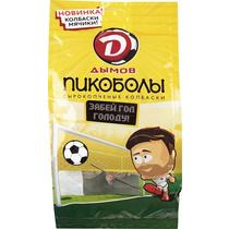 Колбаски Дымов Пикоболы сырокопченые 50 г