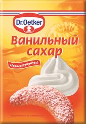 Сахар Dr.Oetker Ванильный