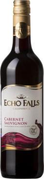 Вино Эхо Фоллс Каберне Совиньон / Echo Falls Cabernet Sauvignon,  Каберне Совиньон,  Красное Полусухое, США