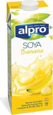 Напиток Alpro Соево-банановый