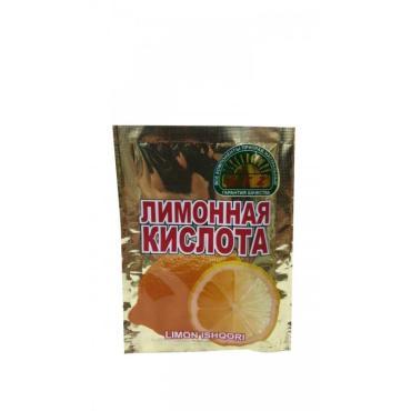 Лимонная Кислота Кубанская Забава, 50 гр., пластиковый пакет