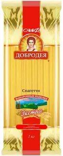 Макаронные изделия Добродея Экстра спагетти