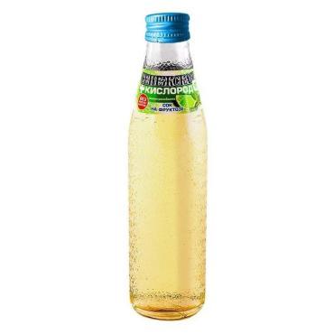 Вода Сенежская + Кислород минеральная негазированная