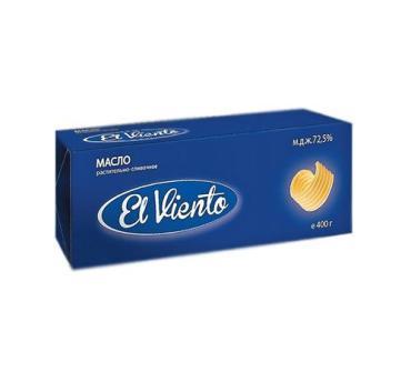 Масло El Viento сливочно-растительное 72,5%