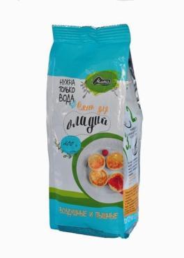 Смесь для оладий, Млеко, 400 гр., пакет