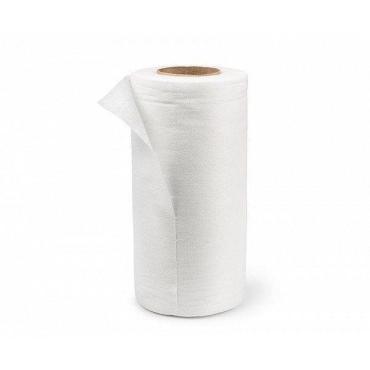 Салфетка в рулонах из вискозы 25*30 см., 40г/м2, 60 шт., полиэтиленовая пленка