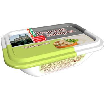 Сыр Венский завтрак Мягкий шампиньоны 70%