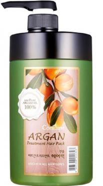 Маска для волос Welcos Confume Argan Treatment Hair Pack с маслом арганы