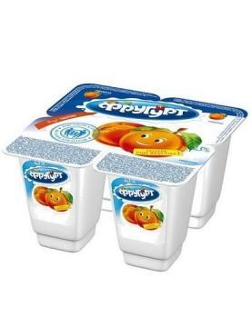 Йогурт Фругурт персик 2,5%