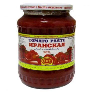 Паста томатная Иранская