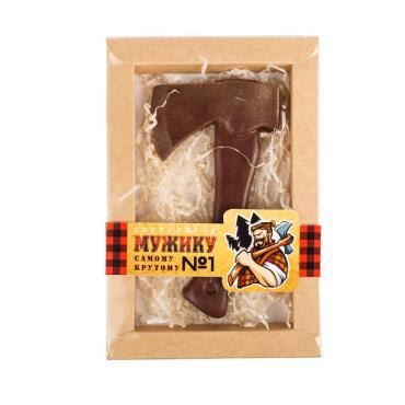 Шоколадный сувенир Aztec Топор, 42 гр., картонная коробка