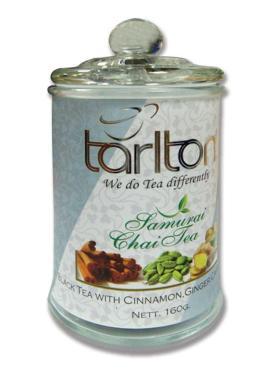 Чай Tarlton Самурай черный
