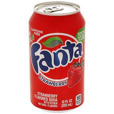Напиток газированный Fanta Berry Ягоды