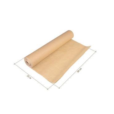 Пергамент для выпекания, коричневый, 38 см*25 м